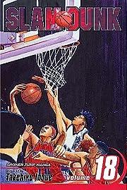 Slam Dunk, Vol. 18 (18) de Takehiko Inoue