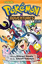 Pokémon Adventures (Gold and Silver), Vol.…