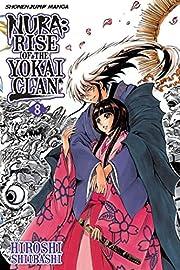 Nura: Rise of the Yokai Clan, Vol. 8 (8) par…