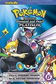 Pokémon Adventures: Diamond and…