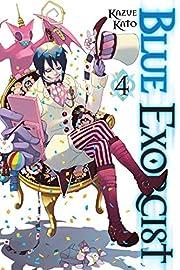 Blue Exorcist, Vol. 4 – tekijä: Kazue…