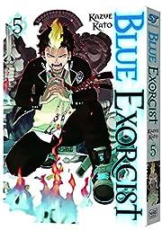 Blue Exorcist, Vol. 5 – tekijä: Kazue…