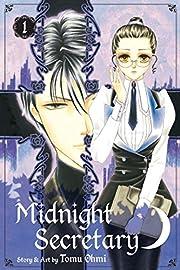 Midnight Secretary, Vol. 1 – tekijä: Tomu…