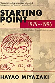 Starting Point, 1979-1996 af Hayao Miyazaki