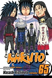 Naruto, Vol. 65: Hashirama and Madara av…