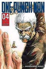 One-Punch Man, Vol. 4 (4) de One