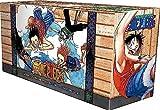 One piece box set. story and art by Eiichiro Oda
