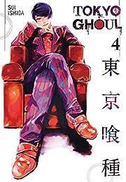 Tokyo Ghoul, Vol. 4 (4) de Sui Ishida