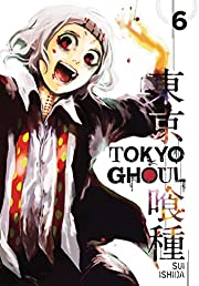 Tokyo Ghoul, Vol. 6 (6) de Sui Ishida