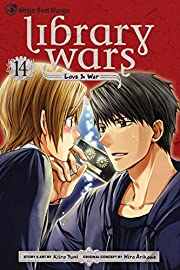 Library Wars: Love & War, Vol. 14 (14) de…