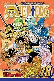 One Piece, Vol. 76 (76) por Eiichiro Oda