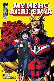 My Hero Academia, Vol. 1 (Volume 1) de Kohei…