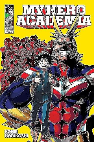 My Hero Academia 1 by Kohei Horikoshi