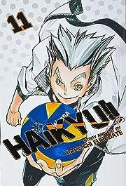 Haikyu!!, Vol. 11 (11) by Haruichi Furudate