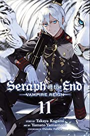 Seraph of the End: Vampire Reign vol. 11 –…
