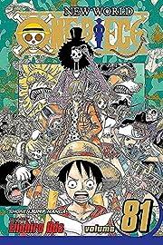 One Piece, Vol. 81 (81) por Eiichiro Oda