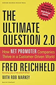 The Ultimate Question 2.0 (Revised and…