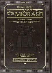 Kleinman Ed Midrash Rabbah: Megillas Shir…