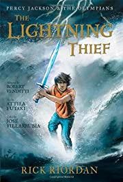 The Lightning Thief: The Graphic Novel…