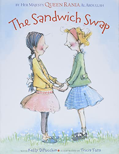 THE SANDWICH SWAP BY QUEEN RANIA