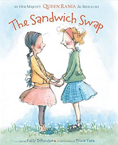 THE SANDWICH SWAP BY QUEEN RANIA