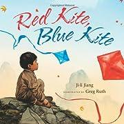 Red Kite, Blue Kite por Ji-li Jiang