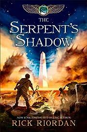 The serpent's shadow de Rick Riordan
