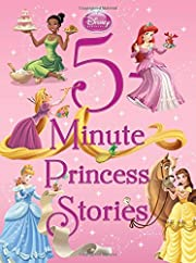 5-Minute Princess Stories de Disney