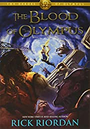 The Heroes of Olympus, Book Five The Blood…