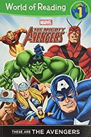 These are The Avengers Level 1 Reader (World…