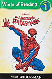 This Is Spider-Man Level 1 Reader (Marvel…