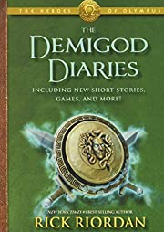 The Demigod Diaries (The Heroes of Olympus)…