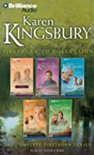 Karen Kingsbury Firstborn CD Collection…