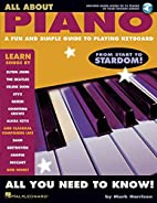 All About Piano: A Fun and Simple Guide to…