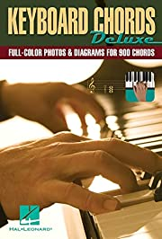 Keyboard Chords Deluxe: Full-Color Photos &…