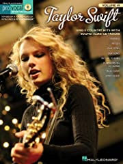 Taylor Swift: Pro Vocal Women's Edition…