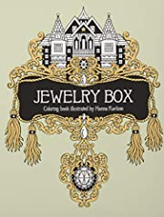 Jewelry Box Coloring Book: Published in…