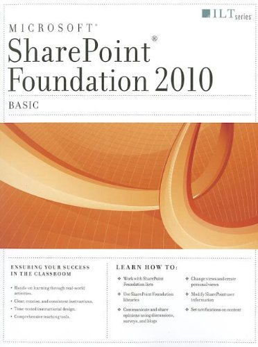 Microsoft Sharepoint 2010 Tutorial For Beginners Pdf