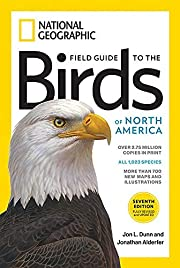 National Geographic Field Guide to the Birds…