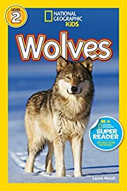 National Geographic Kids: Wolves de Laura…