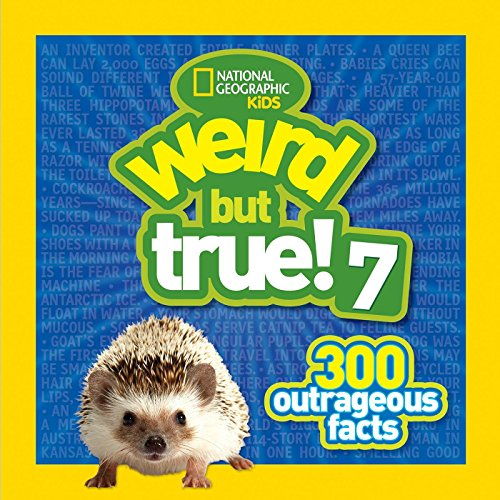 Weird But True 7 Lexile Find A Book Metametrics Inc
