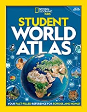 National Geographic Student World Atlas, 5th…