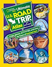 National Geographic Kids Ultimate U.S. Road…