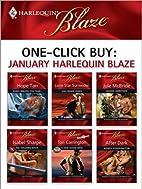 One-Click Buy: January 2009 Harlequin Blaze…