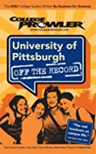 University of Pittsburgh 2007 (College…