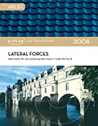 Lateral Forces 2008 by David M. Berg
