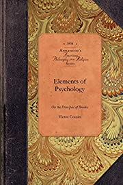 Elements of Psychology on Beneke Princip:…