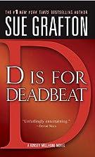 D is for Deadbeat: A Kinsey Millhone…
