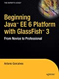 couverture du livre Beginning Java™ EE 6 Platform with GlassFish™ 3