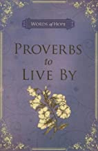 Proverbs to Live by - Lilac (Words of Hope)…